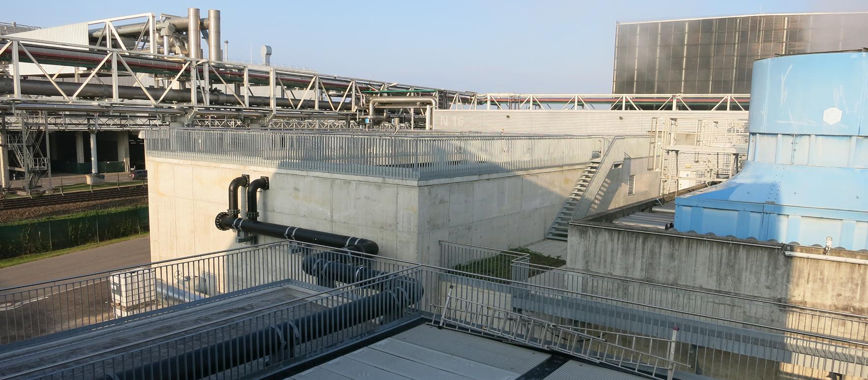 Abwasserrecycling für AUDI AG